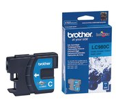 INKCART BROTHER LC-980 BLAUW